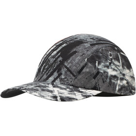 Buff Pro Run Gorra, r-city jungle grey